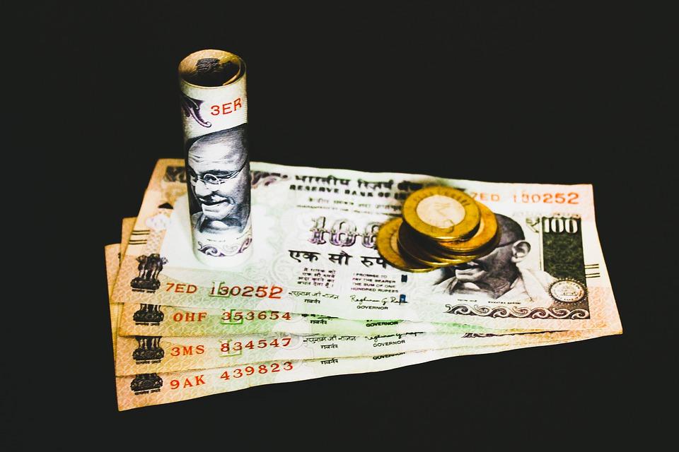 finance indické