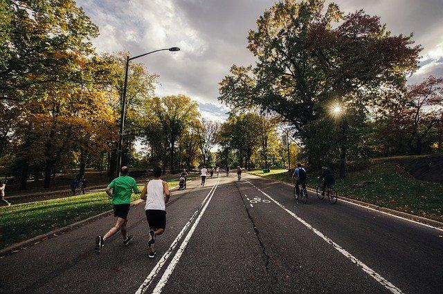 Běhejte pro zdraví
