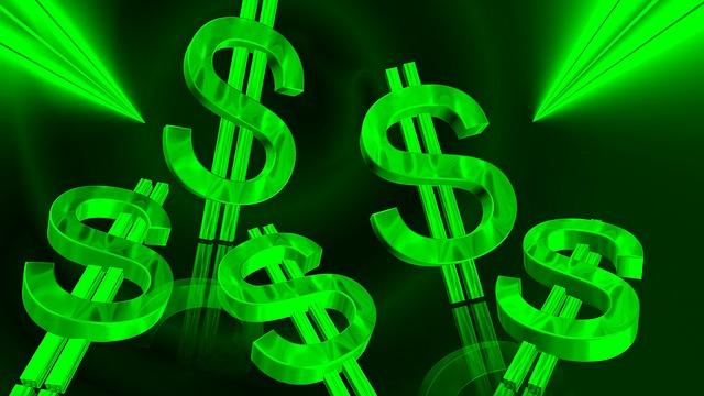 symbol financí