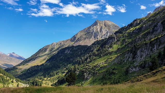 horský masiv