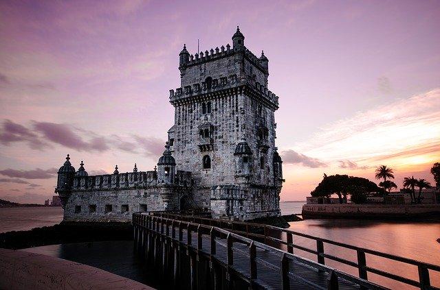 lisabon přístav